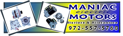 Maniac Electric Motors